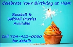 Birthday Party - 90 minute Rental